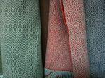 three scarves detail
