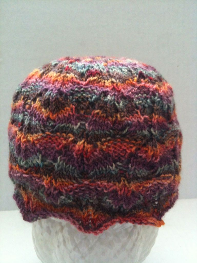 Oriel Baby Hat