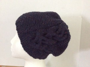 Finished hat commission, sent off to new owner