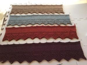 PEI Loop scarves in Brooklyn Tweed Loft